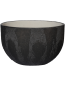 Mobile Preview: Pottery Pots ruby schwarz